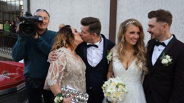 Ewelina Martyniuk oddała rzeczy byłego męża, Daniela. Udało jej się przy tym z niego zakpić