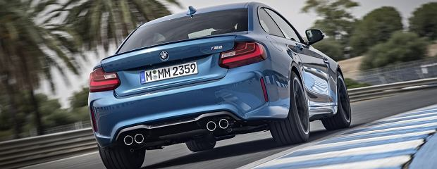 Tuning   BMW M2   Remus czy Akrapovic?