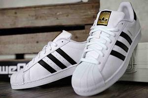Adidas Superstar ciągle na czasie! Kultowe sneakersy w dobrych cenach