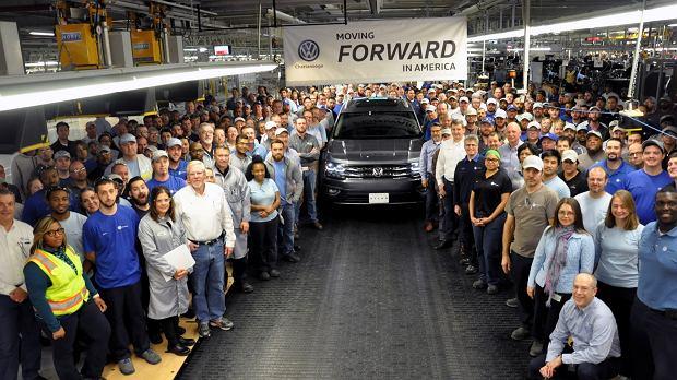 Rusza produkcja Volkswagena Atlasa
