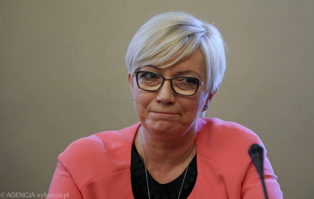 Sędziowie Trybunału Konstytucyjnego napisali list do prezes TK Julii Przyłębskiej