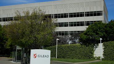 Amerykańska firma Gilead - jedyny producent leku Remdesivir.
