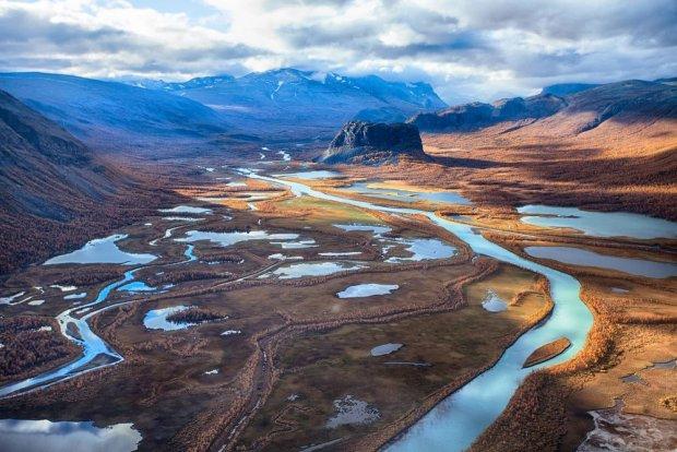 Park narodowy Sarek w Szwecji / fot. Shutterstock