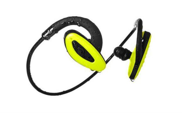 Sportowe słuchawki bezprzewodowe