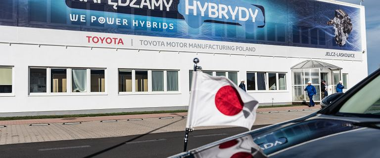 Polak na czele fabryk Toyoty. To bezprecedensowa sytuacja