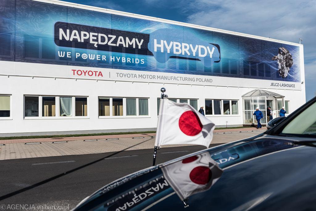 Fabryka Toyoty w Wałbrzychu