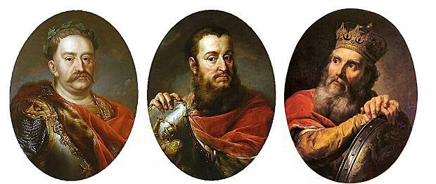 Królowie Polski