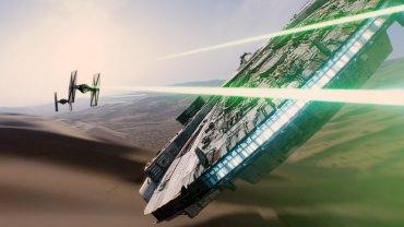 """""""Gwiezdne wojny: Przebudzenie Mocy"""", kadr z filmu"""