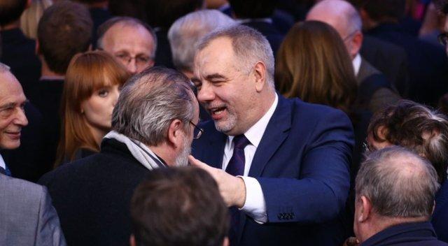 Jacek Sasin z PiS nawiązuje dialog z mieszkańcami Warszawy