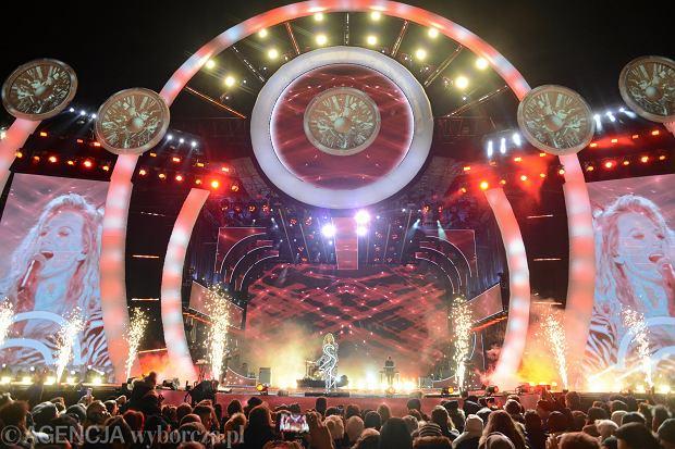 Sylwester 2018, koncert w Warszawie