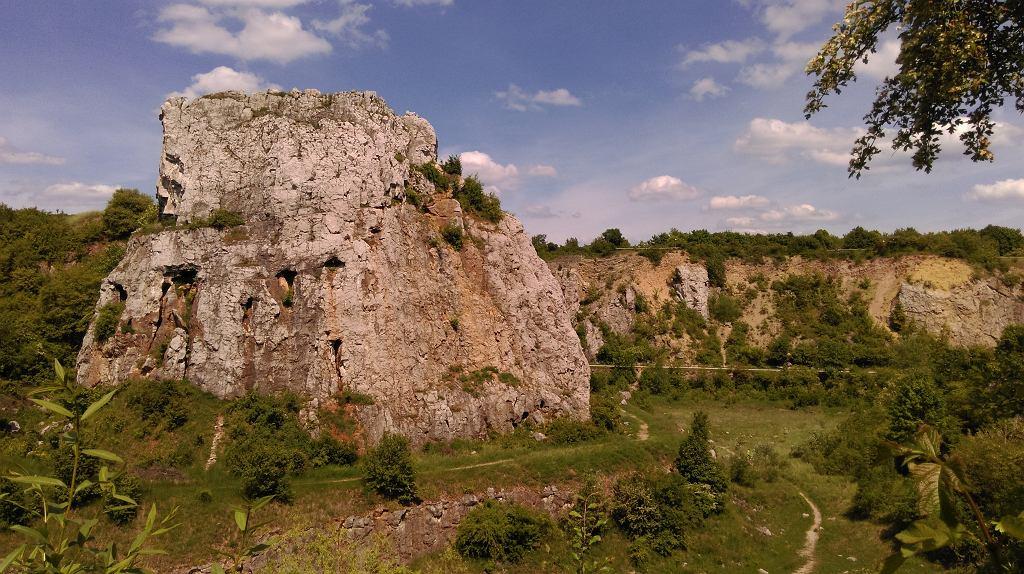 Kadzielnia i Skałka Geologów