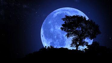 Niebieski Księżyc - co oznacza niebieski Księżyc?