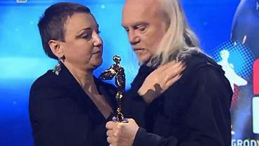 Katarzyna Wodecka-Stubbs i Andrzej Sikorowski