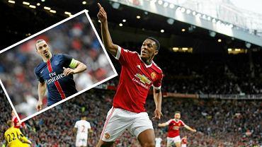 Czy Zlatan Ibrahimović trafi do Manchesteru United?