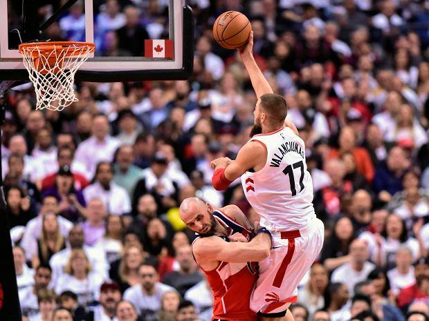 NBA. Gortat nie pomógł, Wizards odpadli z play-off
