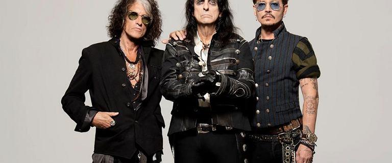 Festiwal Legend Rocka 2020. Johnny Depp zagra w Dolinie Charlotty
