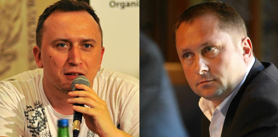 Mikołaj Lizut i Kamil Durczok