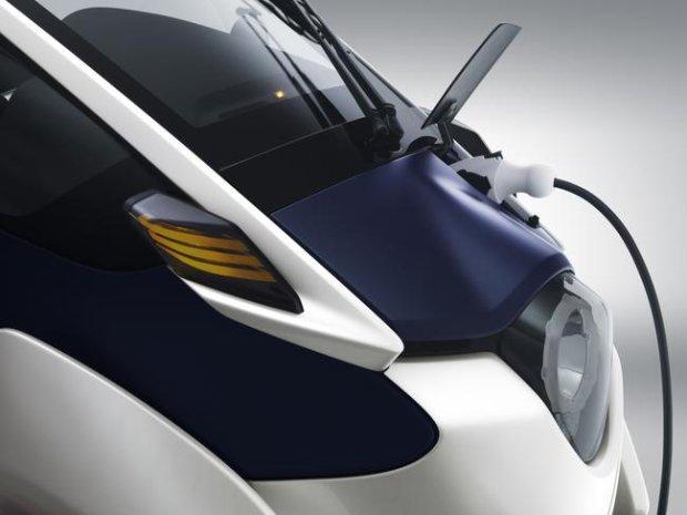 Toyota i-Road EV