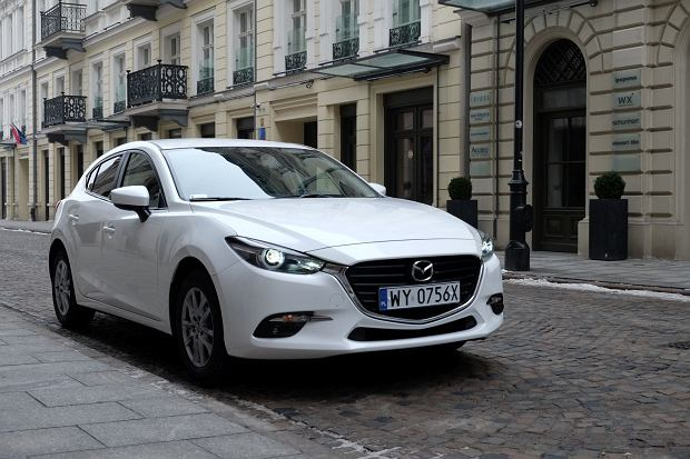 Mazda3 SkyPassion