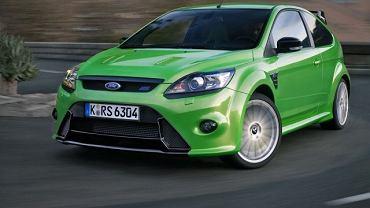 Ford Focus RS II udowodnił, że moc ponad 300 KM na przedniej osi jest do opanowania
