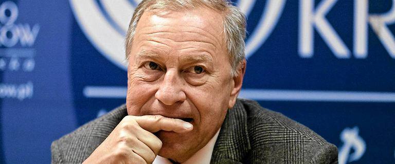 Jerzy Stuhr pozwał Skarb Państwa za smog.