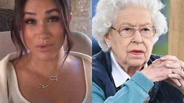 Królowa Elżbieta okłamała Meghan Markle?