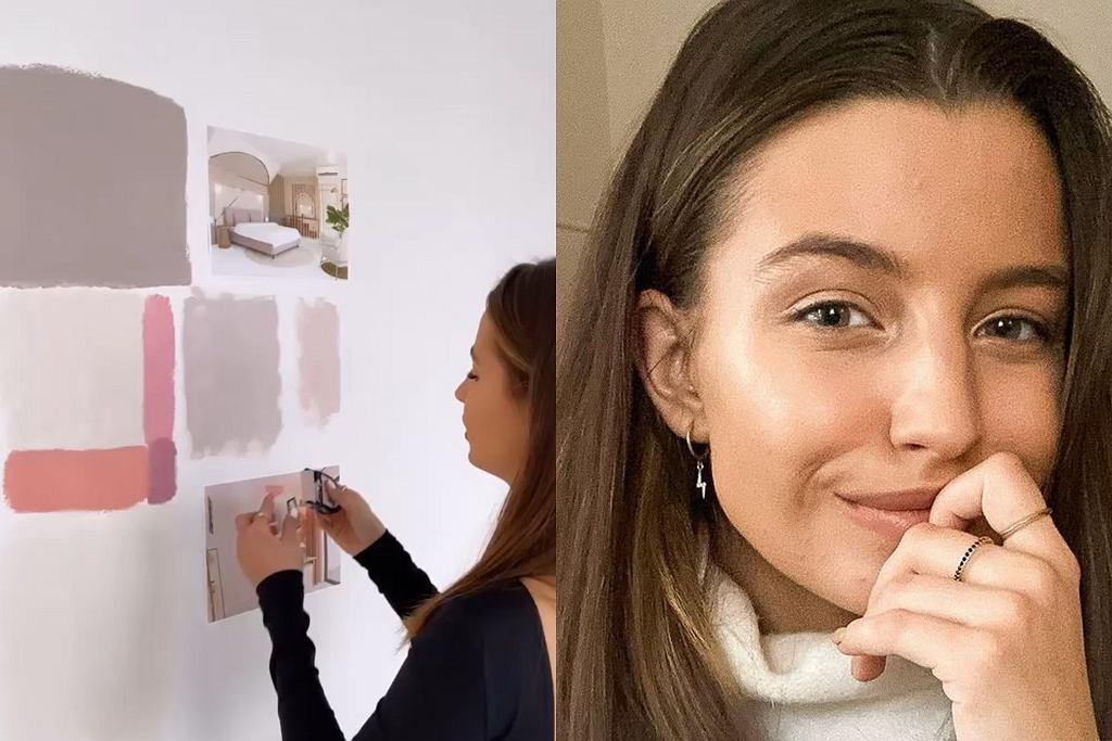 Julia Wieniawa urządza nowe mieszkanie