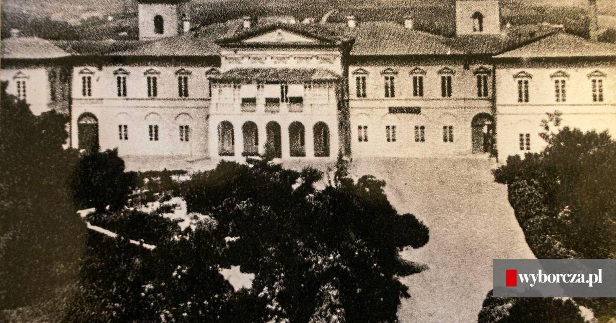 c032376b Pałac z piękną historią. Uczyły się tu tysiące studentów. UMCS już go nie  chce [ZDJĘCIA]