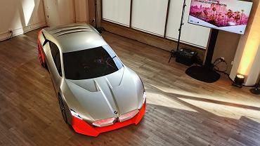 Koncepcyjna zapowiedź elektrycznych BMW