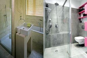 Bardzo Mała łazienka Budowa Projektowanie I Remont Domu