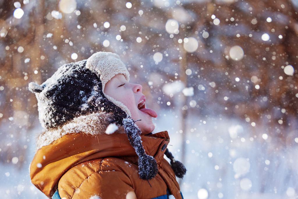 Zabawy na śniegu, czyli w co się bawić zimą