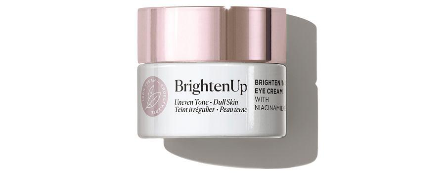 BrightenUp Rozświetlający krem pod oczy z niacyną