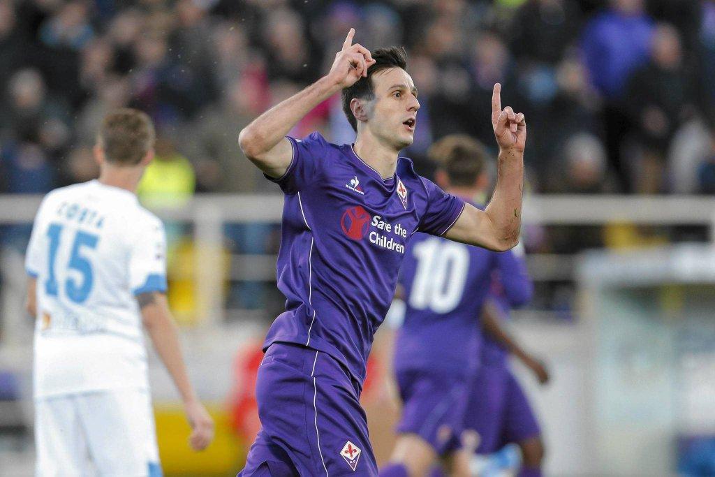 Fiorentina - Empoli 2:2. Nikola Kalinić