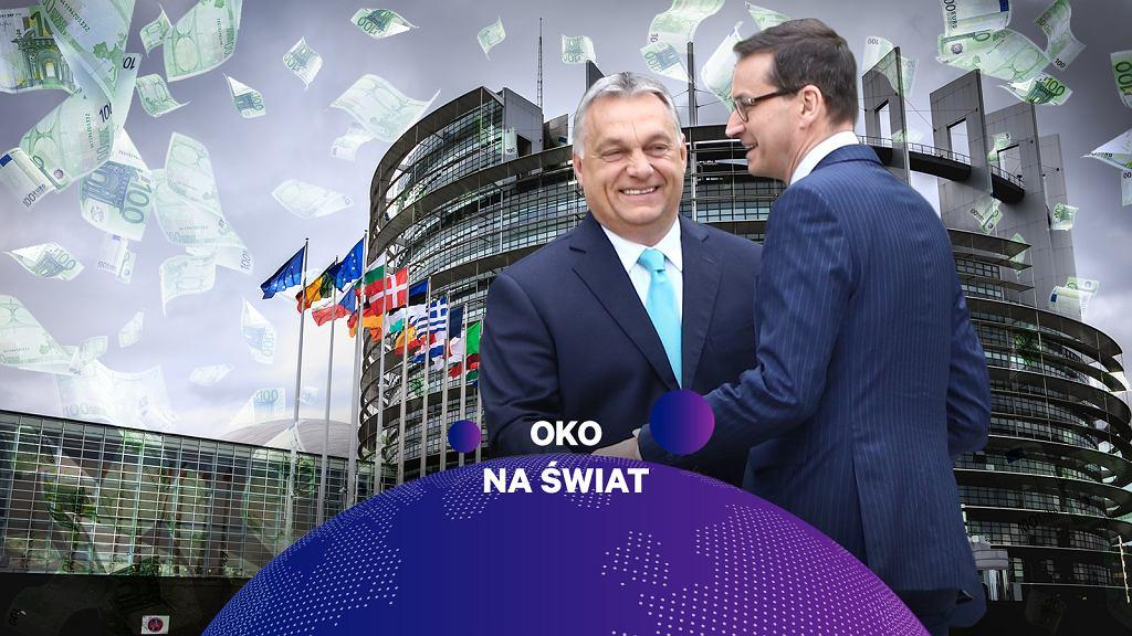 Budżet UE w cieniu ryzyka weta Polski i Węgier.