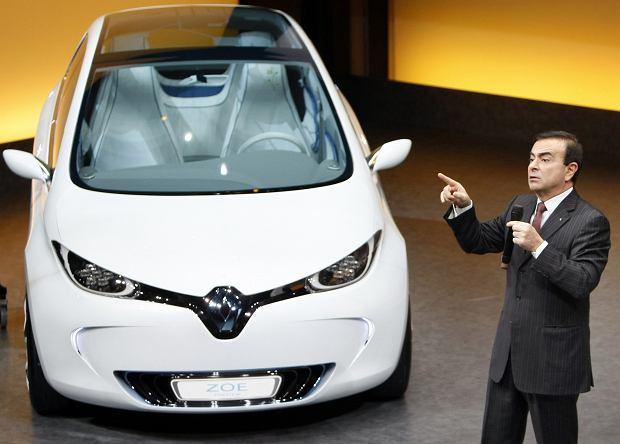 Prezentacja Renault ZOE