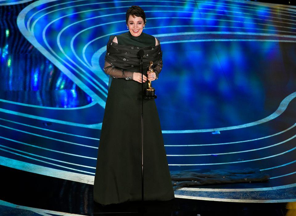 Oscary 2019. Oscara dla najlepszej aktorki roku otrzymuje Olivia Colman za rolę w 'Faworycie'.