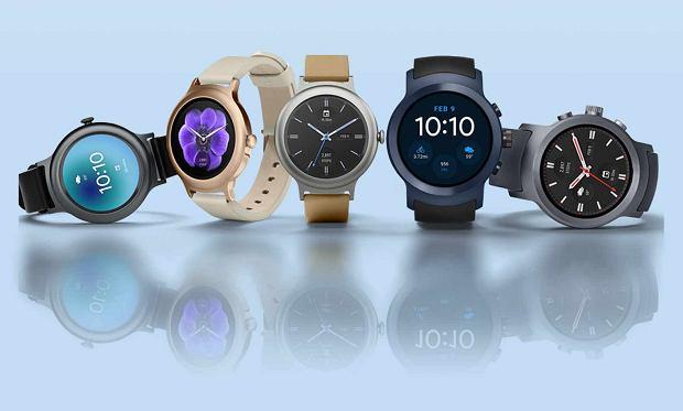 LG Watch Style i LG Watch Sport