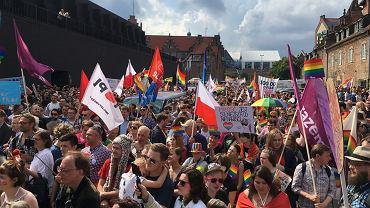 Marsz Równości w Gdańsku