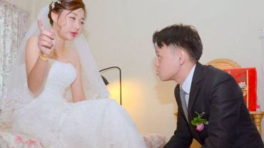 To był wyjątkowy ślub