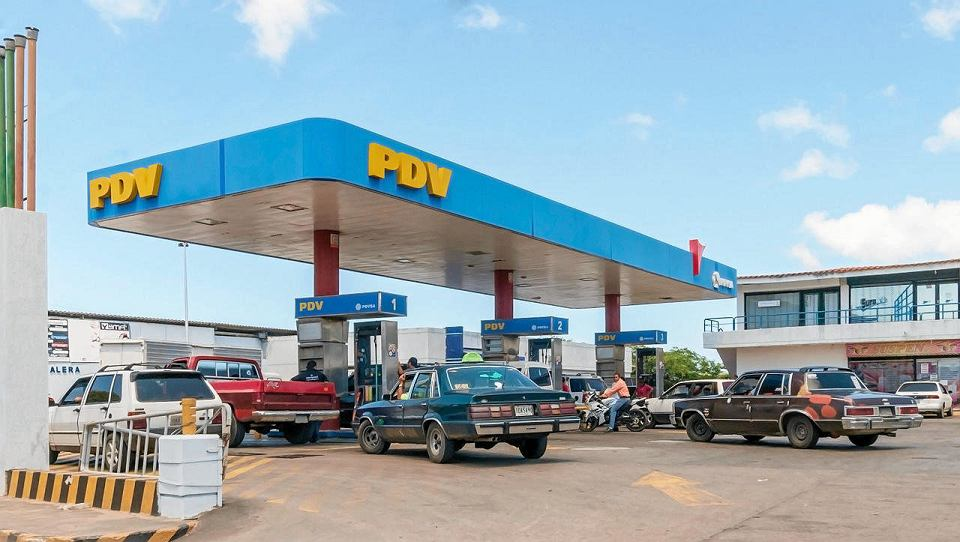 PDVSA (Petróleos de Venezuela, S.A.) - wenezuelskie przedsiębiorstwo państwowe działające w branży petrochemicznej.