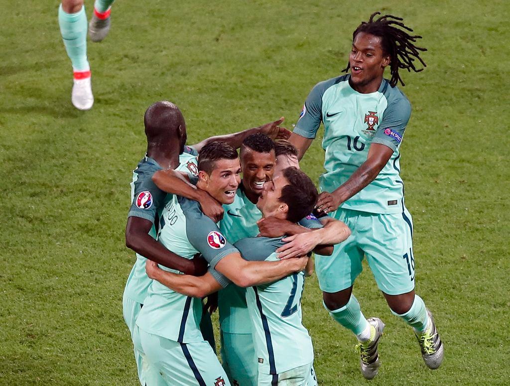 Euro 2016. Portugalia-Walia 2:0