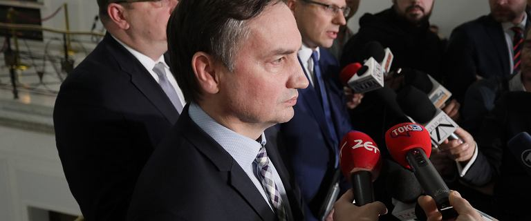 Ziobro o uchwale SN: Tak zwana uchwała nie powoduje skutków prawnych