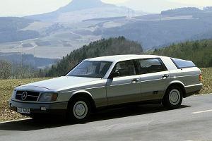 Mercedes Auto 2000   Protoplasta CLS