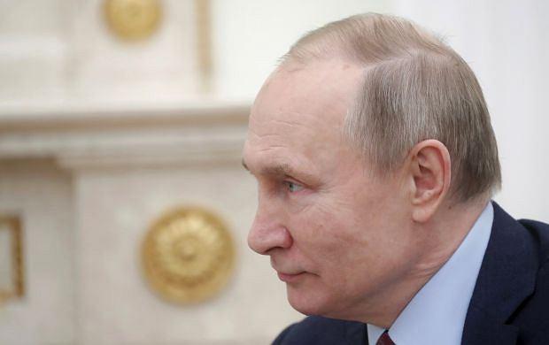Prezydent Putin podczas wizyty w Moskwie premiera Izraela Benjamin Netanyahu