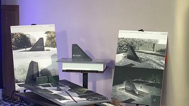 Wybrane projekty pomników smoleńskich - pomnik ofiar katastrofy