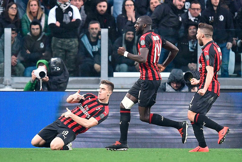 AC Milan - Lazio. Gdzie oglądać mecz Serie A?
