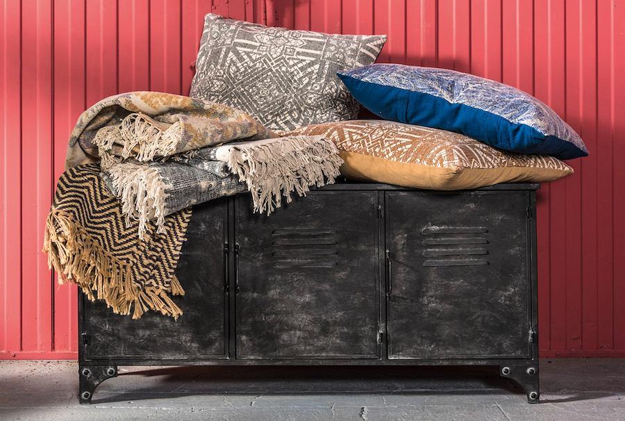 Kolekcja poduszek dekoracyjnych Bresso od Belldeco