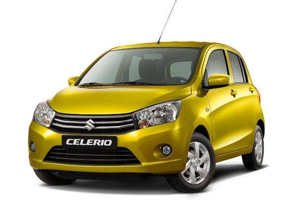Suzuki Celerio   Następca Alto