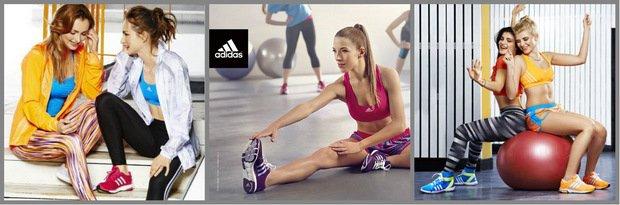 Adidas przedstawia pełną barw kolekcję Women wiosna/lato 2014