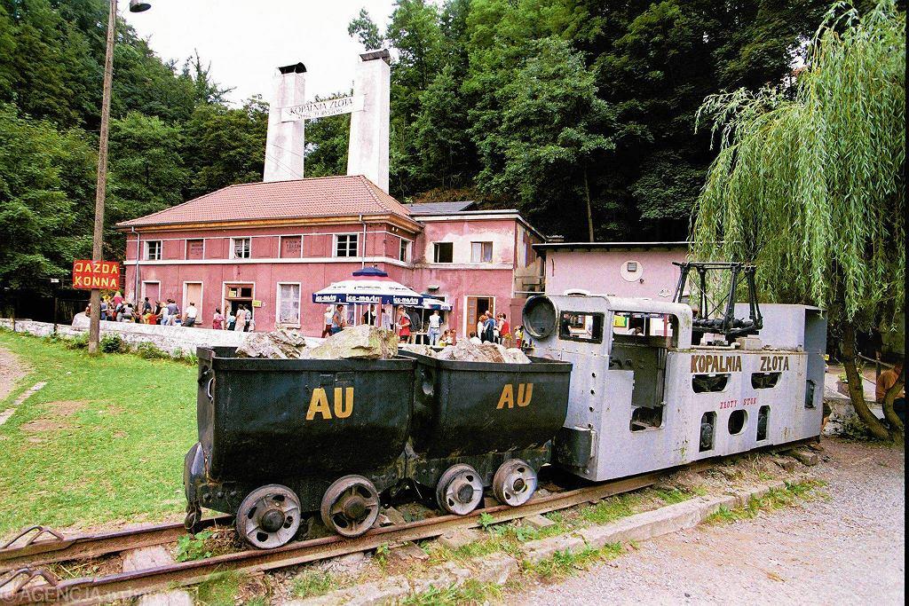 W kopalni Złota w Złotym Stoku wydobyto ok. 16 ton cennego kruszcu.